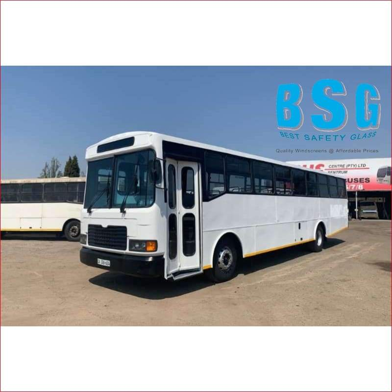Busaf Commuter Bus LHS WS 02- Windscreen - Windscreen