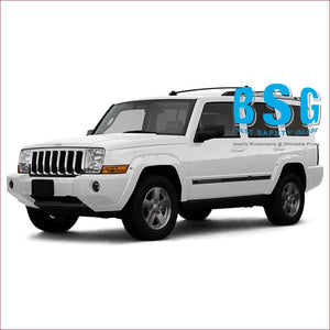 Jeep Commander 06-10 Windscreen - Windscreen
