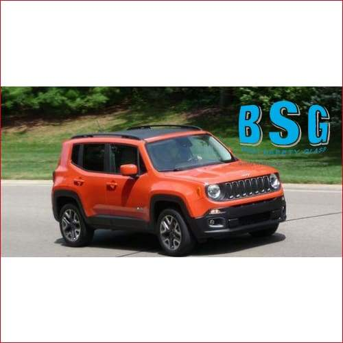 Jeep Renagade 15- Windscreen - Windscreen
