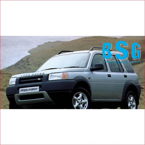 Land Rover Freelander I 97-07 Windscreen - Windscreen