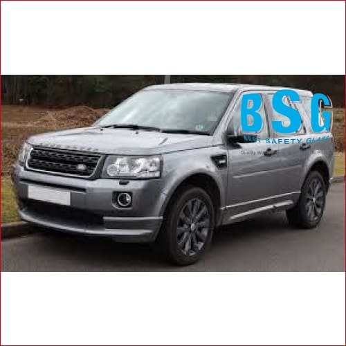 Land Rover Freelander II Rain Sensor Artwork 07-14 Windscreen - Windscreen