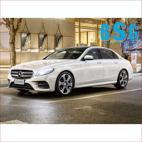 Mercedes-Benz E Class W213 4 Door Sedan Rain Sensor & 2 Camera (Lane Departure/Night Vision) Artwork 16- Windscreen - Windscreen
