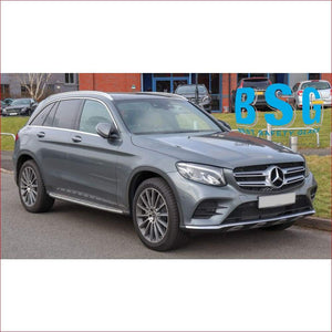 Mercedes-Benz GLC Class W253 Rain Sensor & 1 Camera (Lane Departure/Night Vision) Artwork 16- Windscreen - Windscreen