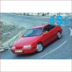 Opel Calibra 92-93 Windscreen - Windscreen