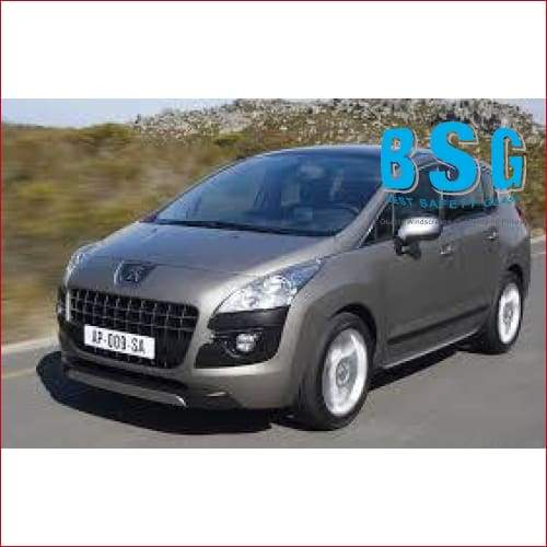 Peugeot 3008/5008 5 Door Rain Sensor Artwork 10- Windscreen - Windscreen