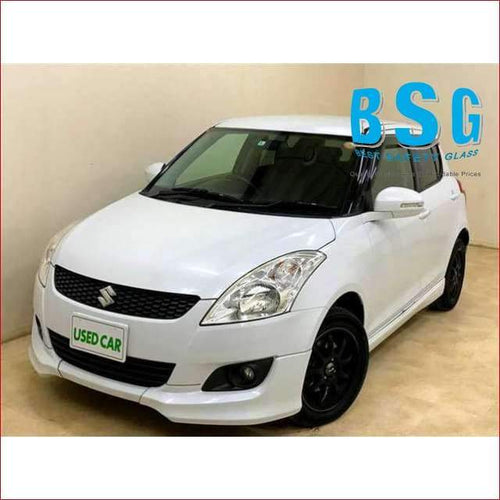 Suzuki Swift with mirror patch 11-14 Windscreen - Windscreen