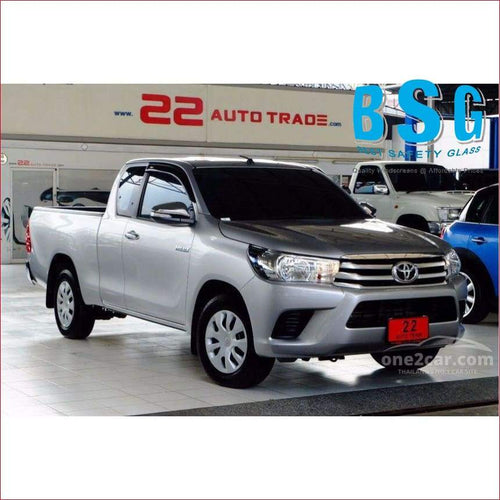 Toyota Hilux/Fortuner 640A with Anntena16- Windscreen - Windscreen
