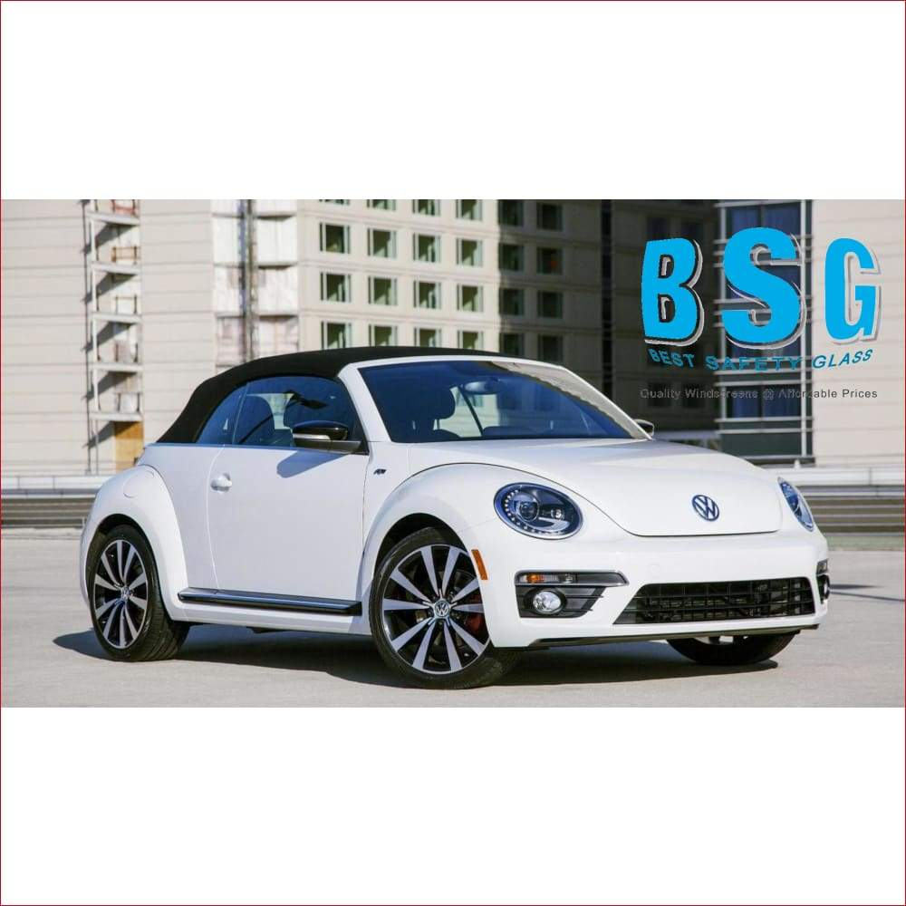 Volkswagen Beetle Convertable Rain Sensor Artwork & Antenna 02-12 Windscreen - Windscreen