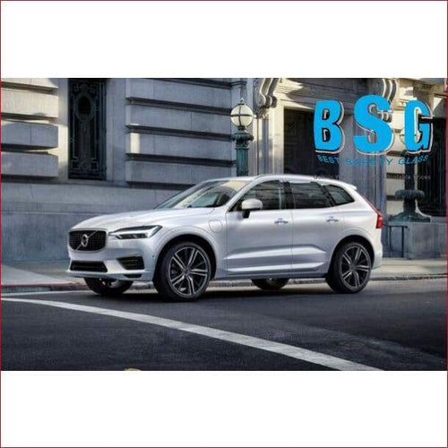 Volvo XC60 2 Rain Sensor & Camera Artwork 18- Windscreen - Windscreen