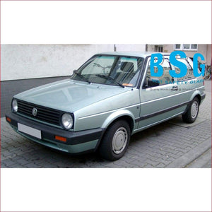 VW Golf 2/Jetta 2 84-92 Windscreen - Windscreen