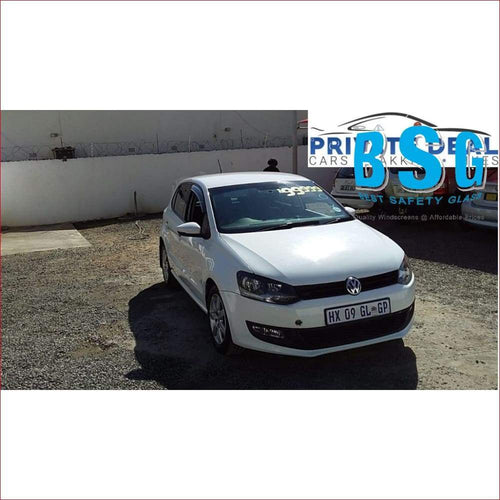VW Polo 10-18/Polo Vivo 18- Windscreen - Windscreen