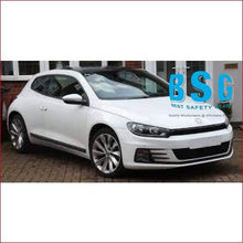 Load image into Gallery viewer, VW Scirocco Rain Sensor Artwork 09-15 Windscreen - Windscreen