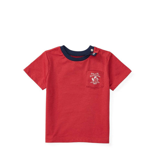 RALPH LAUREN Cotton Jersey