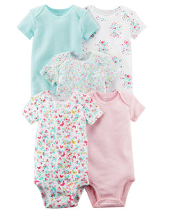 Carter's 5 -Pack Original Bodysuits