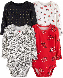 Carter's 4-Pack Original Bodysuits