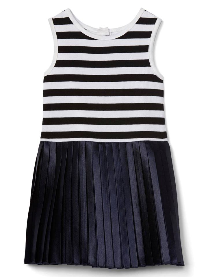 GAP Tank Pleat Dress