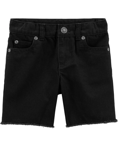 CARTERS Flat-Front Twill Shorts