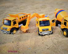 Load image into Gallery viewer, Diecast Dumper Truck