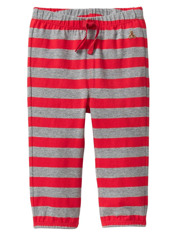 GAP 100% Cotton Stripe Pants