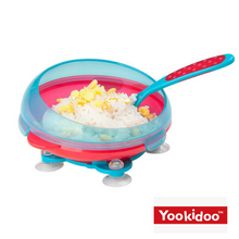 Load image into Gallery viewer, Yookidoo Anti Slip Bowl