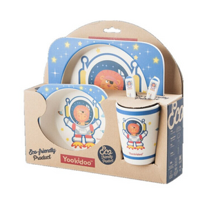 Yookidoo Dinner Set (Astronaut)