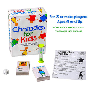 Charades For Kids