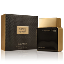 Load image into Gallery viewer, CK Euphoria Liquid Gold Man 100ml EDP