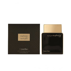 CK Euphoria Liquid Gold Man 100ml EDP