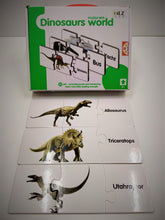 Load image into Gallery viewer, Dinosaur Puzzle Set