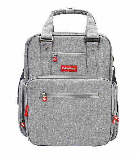 FisherPrice Diaper bag (Grey)