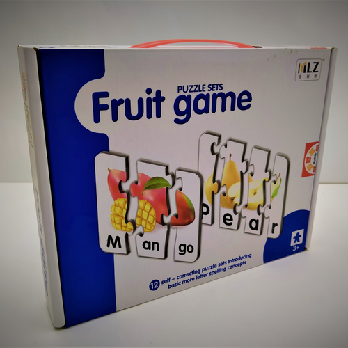 Fruit Puzzle Set