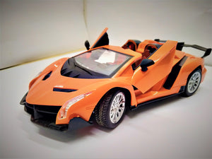 RC Racing Model Car