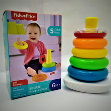 Load image into Gallery viewer, Fisher Price Rock A Stack