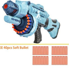 Load image into Gallery viewer, Blaze Storm Battery Operated Soft Bullet Gun