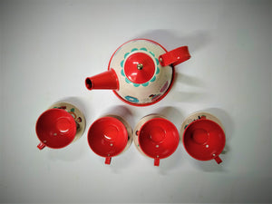 Boutique Tea Set