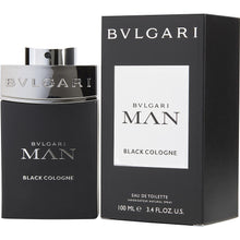 Load image into Gallery viewer, Bvlgari Man Black Cologne