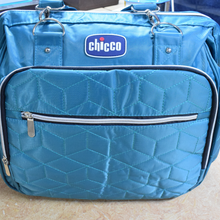 Load image into Gallery viewer, Chicco Diaper Bag (Blue)