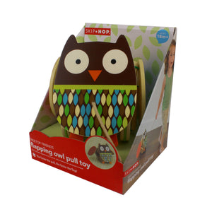 Flapping owl Pull Toy