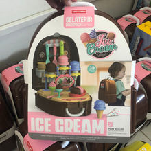Load image into Gallery viewer, Ice cream Set Backpack Series
