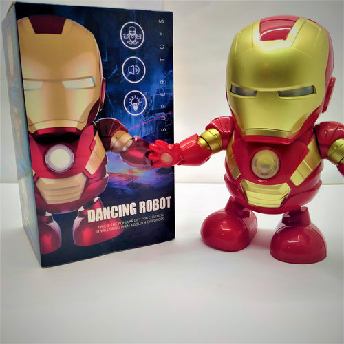 Dancing Ironman