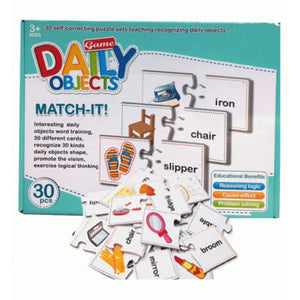 Match it Daily Objects
