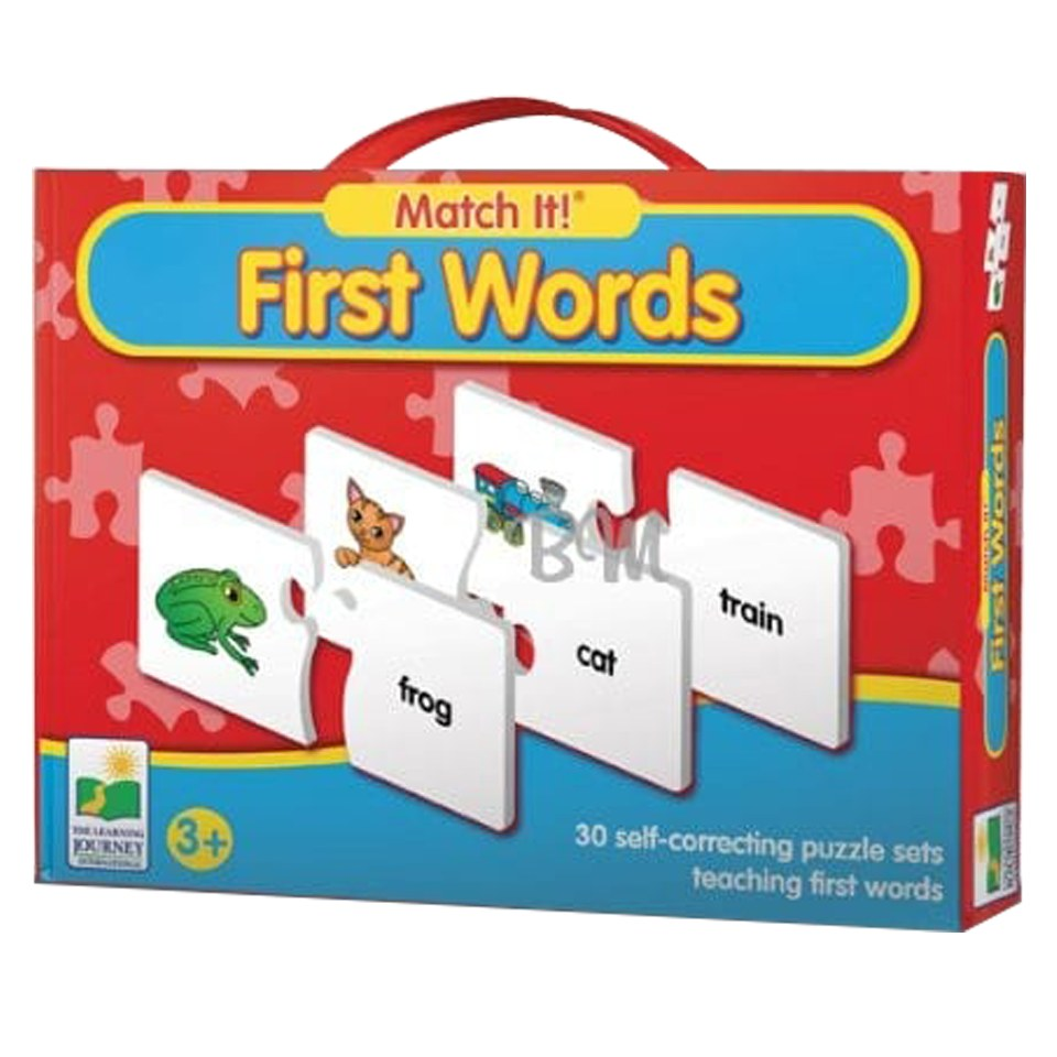 Match it First word