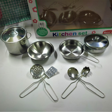 Load image into Gallery viewer, Metal Kitchen Set