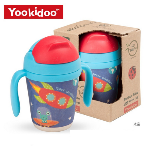 Yookidoo Straw Cups (Space)