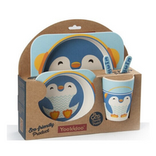 Load image into Gallery viewer, Yookidoo Dinner Set (Penguin)