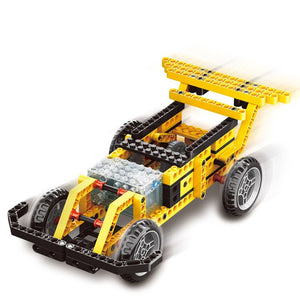 Power Machinery Speed Car