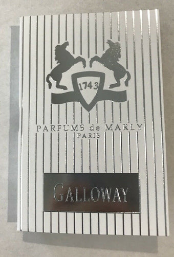 Pefurms De Marly GALLOWAY 1.2 ML EDP