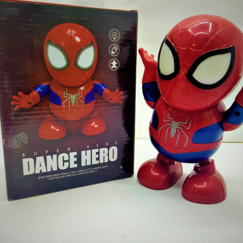 Dancing Spiderman