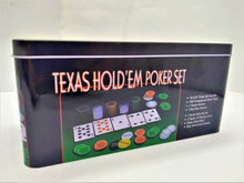 Load image into Gallery viewer, Texas Poker Set