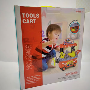 Play House Tools Cart